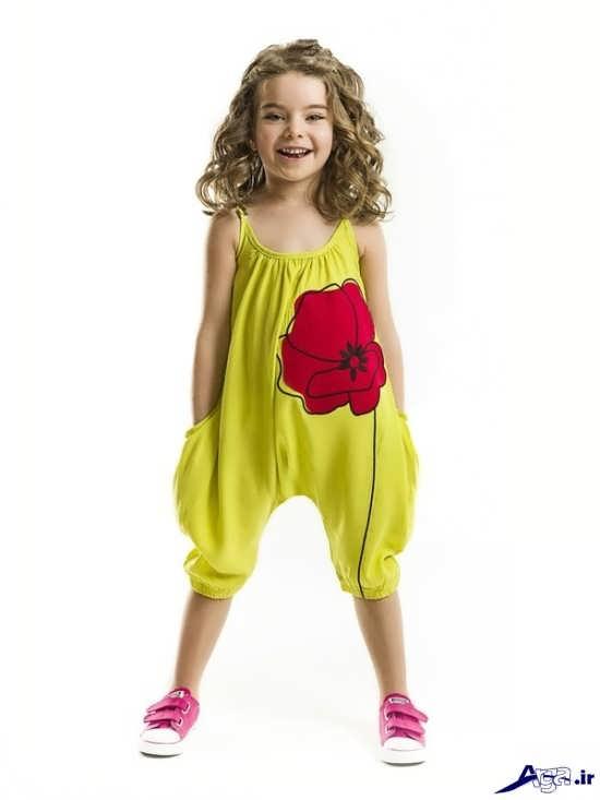 انواع لباس اسپرت بچگانه دخترانه