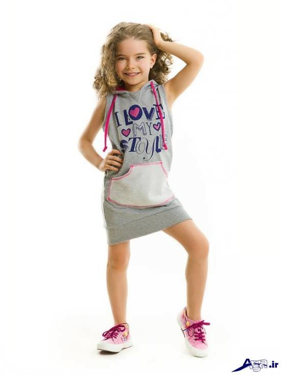 مدل لباس اسپرت دخترانه زیبا