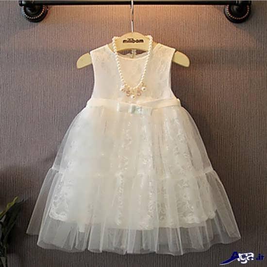 انواع لباس مجلسی بچگانه