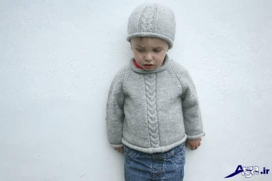 مدل لباس بافتنی پسرانه