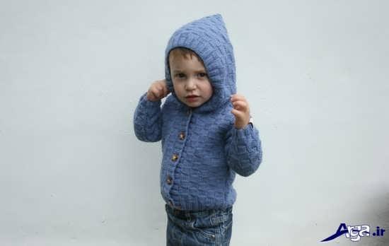 لباس بافت بچگانه پسرانه