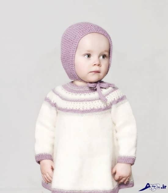 لباس بافتنی کودک