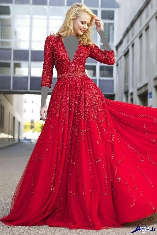 مدل لباس شب مجلسی زنانه بسیار زیبا