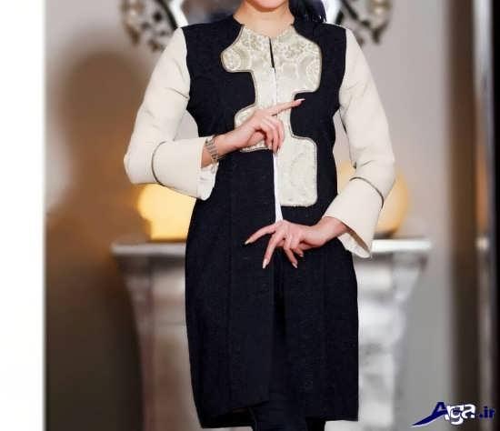مدل مانتو کتی اسپرت زیبای دخترانه