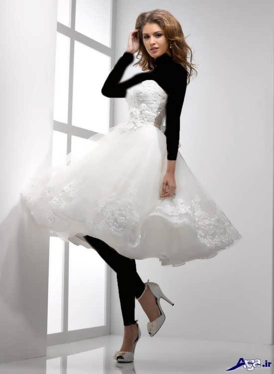 شیک ترین مدل لباس کوتاه مجلسی زنانه