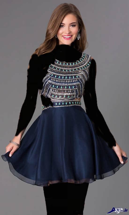 زیباترین مدل پیراهن کوتاه زنانه
