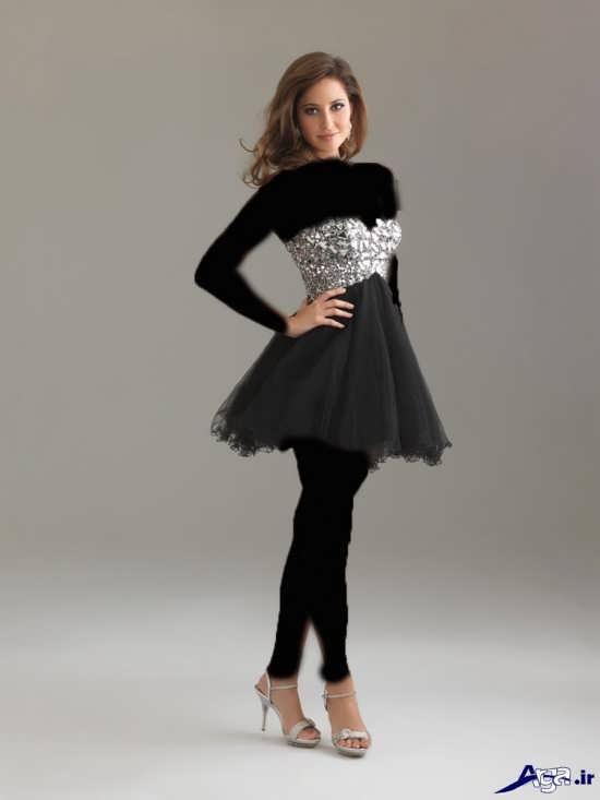 انواع لباس مجلسی زیبای زنانه