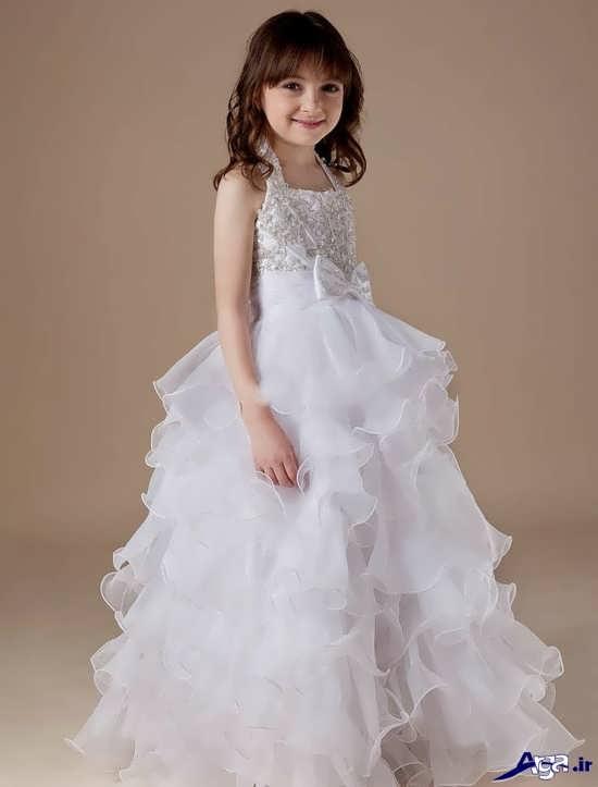 لباس های زیبا و جذاب عروس بچه گانه