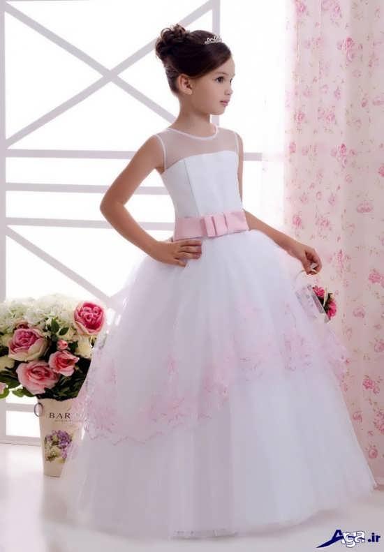 لباس های عروس بچگانه زیبا