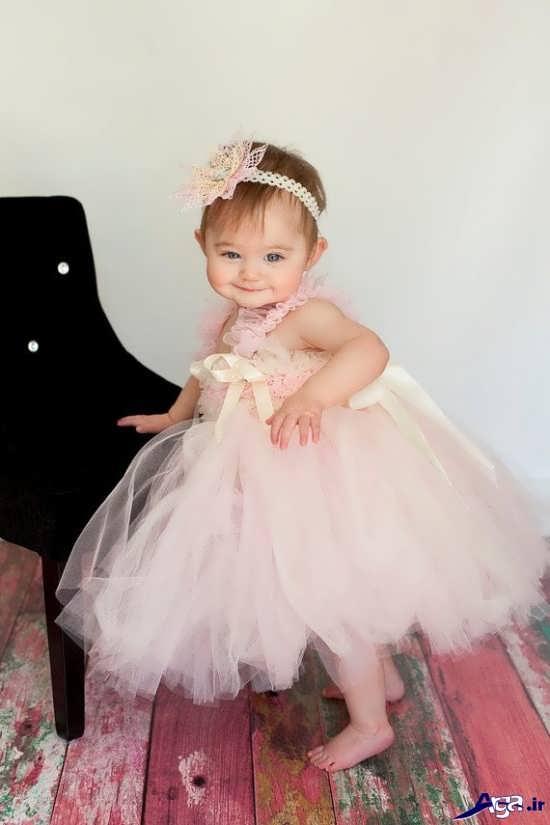 انواع لباس عروس کودک