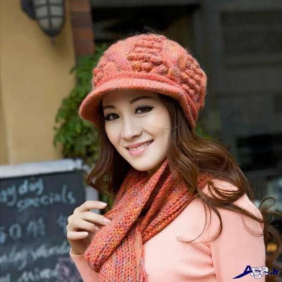 انواع شال گردن دخترانه کره ای