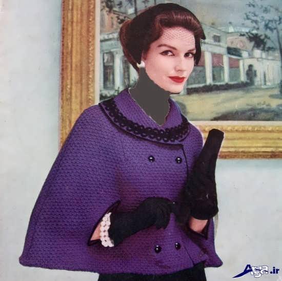 شیک ترین مدل شنل زنانه