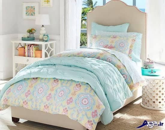 مدا زیبای تخت خواب دخترانه