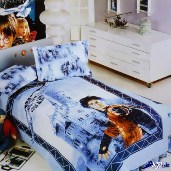 انواع مدل تخت خواب پسرانه زیبا وجالب