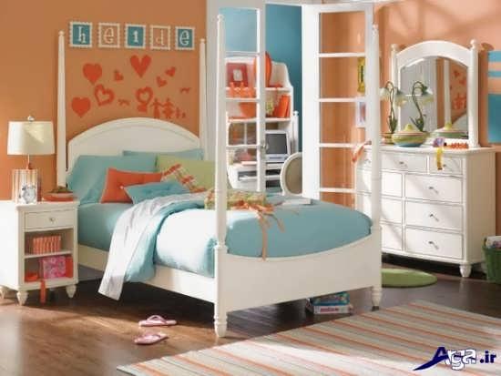 تخت خواب های زیبای نوجوان