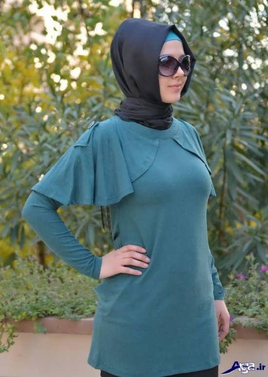 تونیک زنانه اسلامی