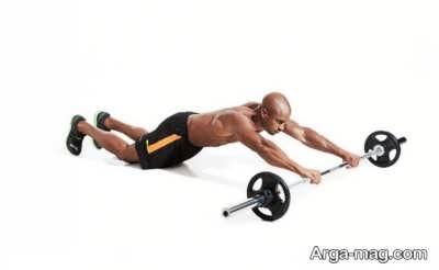 ورزش های موثر برای شکم