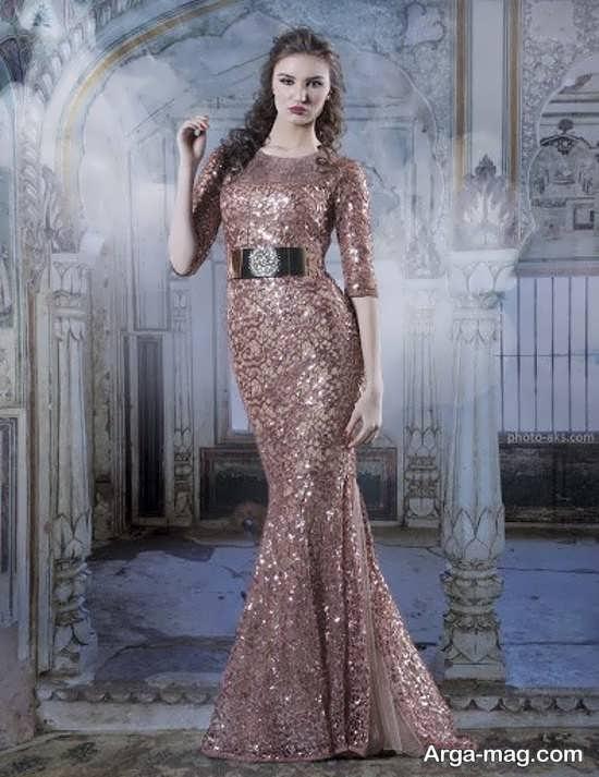 مدل لباس عربی زنانه و دخترانه مخصوص مهمانی ها
