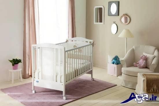 دکوراسیون های زیبا و فانتزی برای اتاق نوزاد