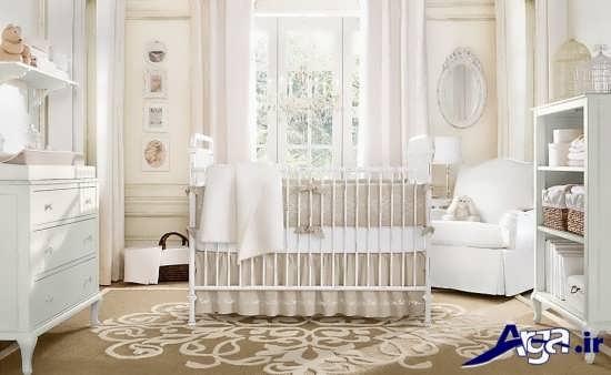 زیباترین طراحی ها برای دکوراسیون اتاق نوزاد
