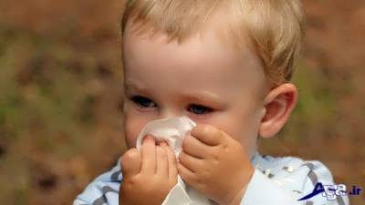 سرماخوردگی کودک