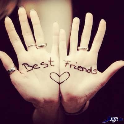 جملات زیبا در مورد دوست