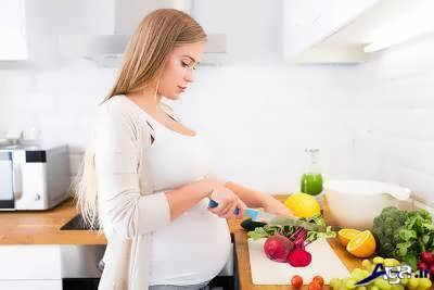 فواید چغندر در بارداری