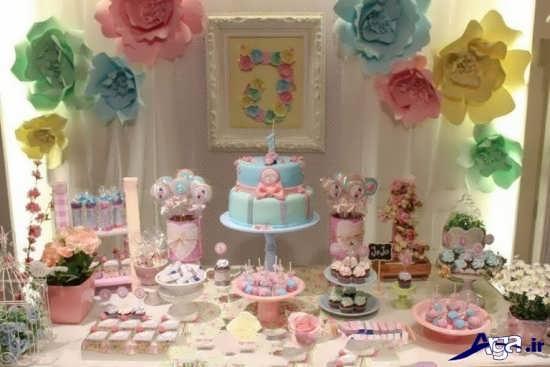 تزیینات جشن تولد