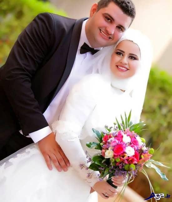 مدل برای عکس عروس و داماد