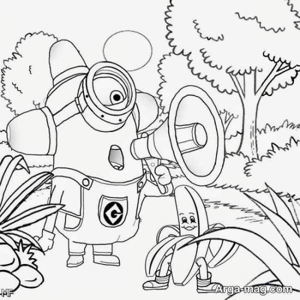 نقاشی های انیمیشنی جالب