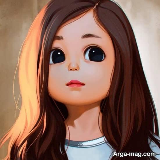 عکس جدید پروفایل کارتونی