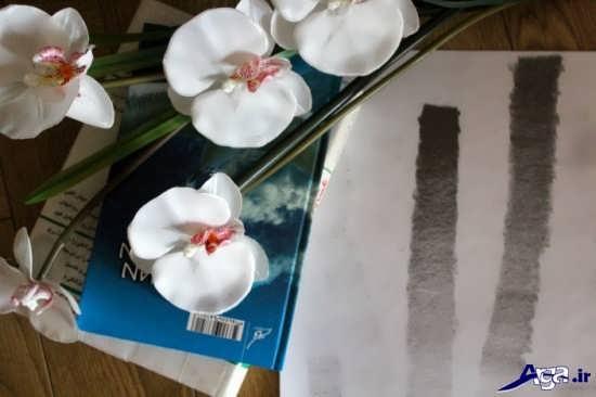 مدل سایه برای سیاه قلم