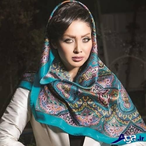 مدل بستن روسری با روش های مختلف
