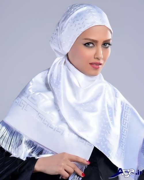 مدل های زیبا و جدید برای بستن روسری