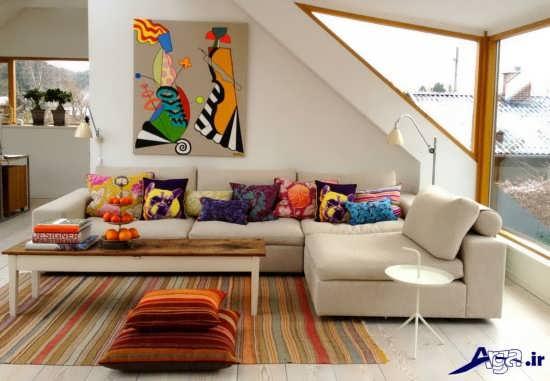 خلاقیت در تزیین منزل جدید و زیبا