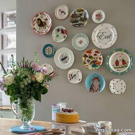تصاویری از خلاقیت در تزیین منزل