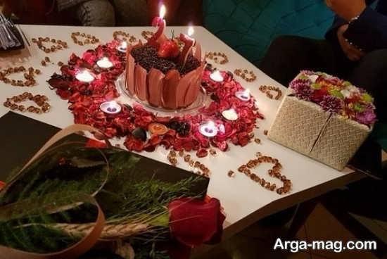 تزیینات زیبای منزل برای سالگرد ازدواج