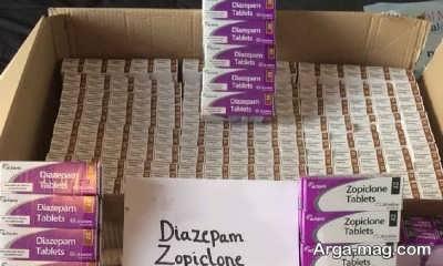نکاتی در رابطه با دیازپام