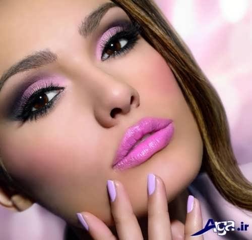 آرایش اروپایی زنانه