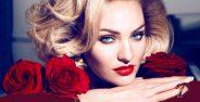 مدل آرایش اروپایی زنانه و دخترانه