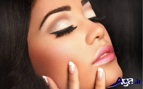 مدل آرایش اروپایی زنانه