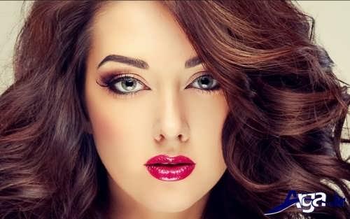 مدل های زیبا و جدید آرایش اروپایی