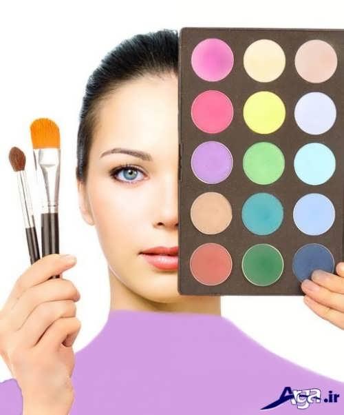 انواع مدل های آرایش اروپایی