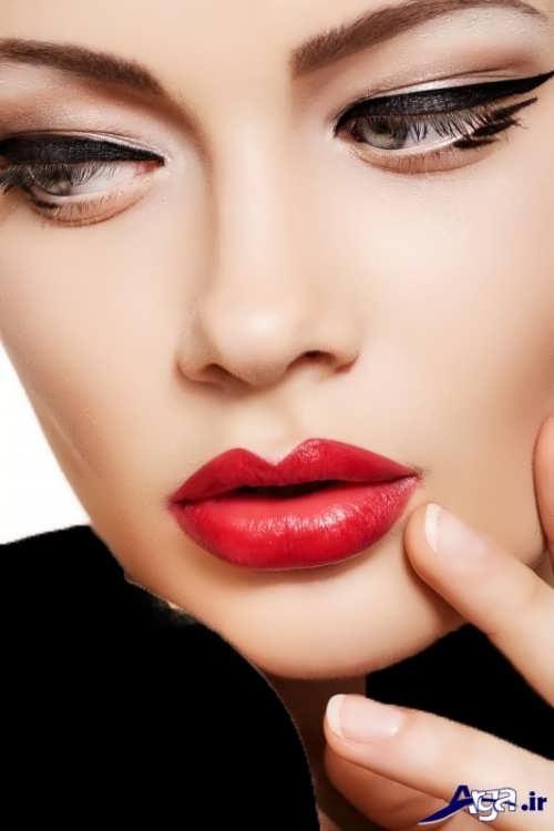 مدل های آرایش اروپایی زنانه و دخترانه