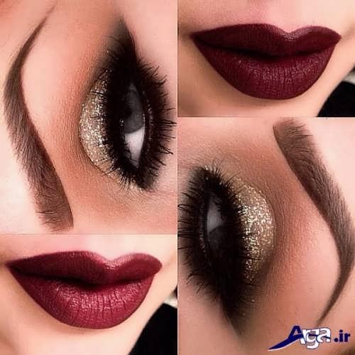 مدل های آرایش چشم زیبا