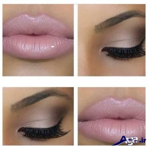 انواع مدل آرایش چشم زیبا
