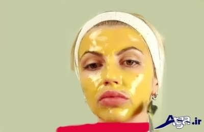 ماسک برای درمان خشکی پوست
