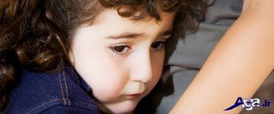 علل ترس کودک