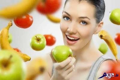 میوه های کم کالری