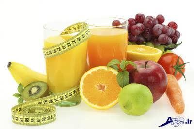 رژیم میوه برای لاغری